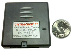 T3 Product Image next to quarter